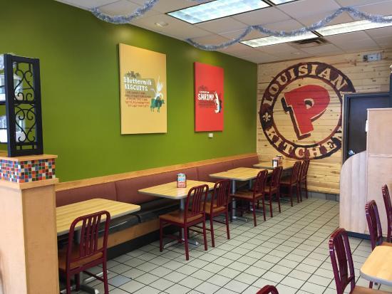 Popeyes Louisiana Kitchen Tempe 1619 W Baseline Rd