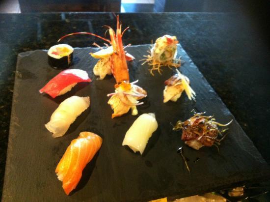 Sushi picture of arisu toronto tripadvisor for Arisu japanese cuisine