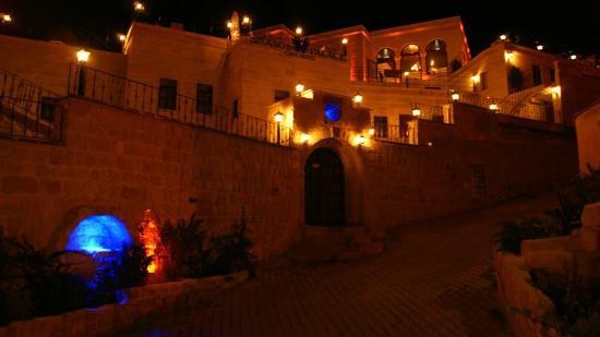 Cappadocia Sinasos palace cave hotel
