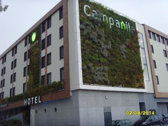 Campanile Lyon Sud Oullins : The Campanile Hotel