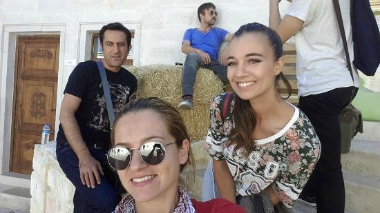 Sinasos Palace Cave Hotel: Ceyda Kasabali,Ahmet Varli,Nail Kirmizigul