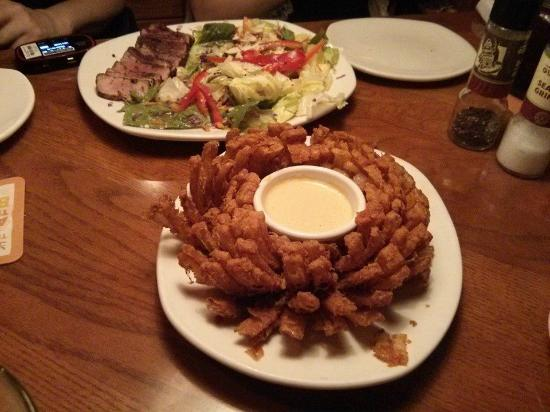 Outback Steakhouse: 1