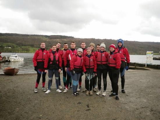 Joint Adventures: December Kayaking!