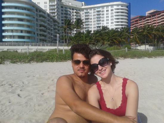 The Castle Beach: Praia