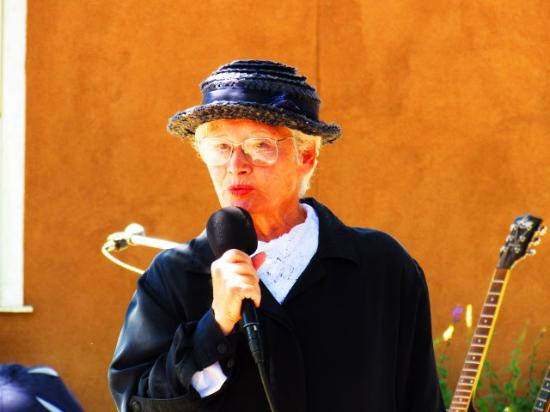 Francisco Fort Museum: Mother Jones speaks on Mining Day 2014
