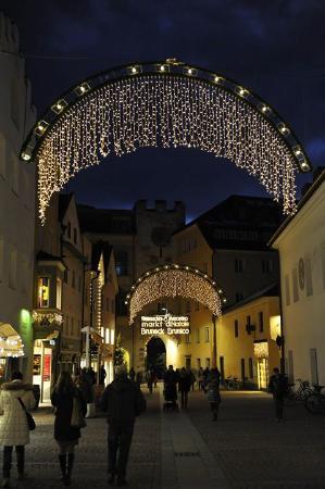 Brunico, Italia: Mercatini