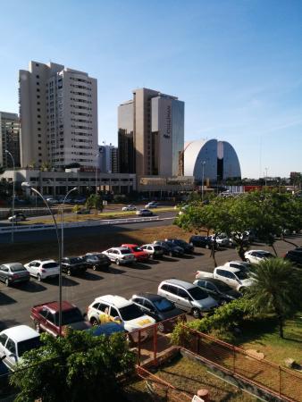 Monumental Bittar Hotel: Vista da Janela