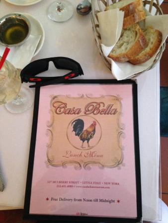 Casa Bella Restaurant: Casa Bella
