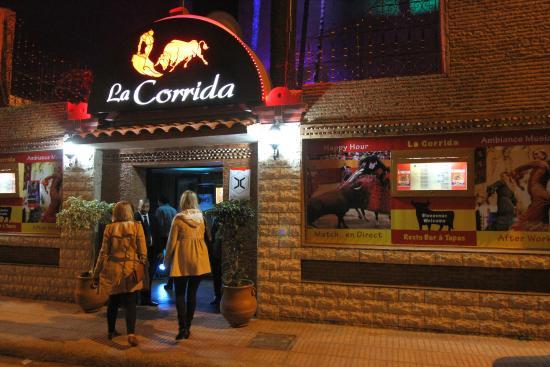 La Corrida by Night