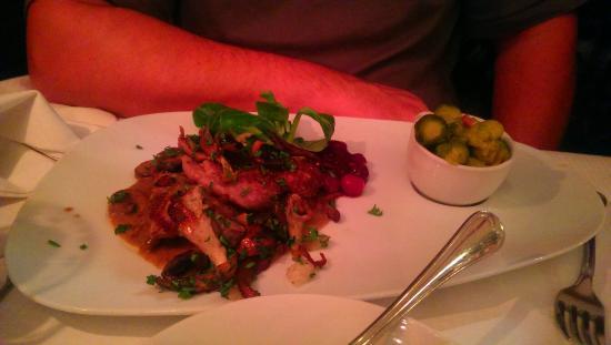 Hufen-Weissbacher: Rehschnitzel