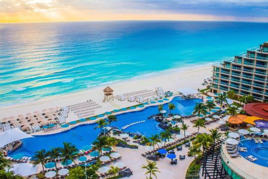 The 10 Best Cancun All Inclusive Resorts Apr 2017 with Prices – Map of Mexico Holiday Resorts