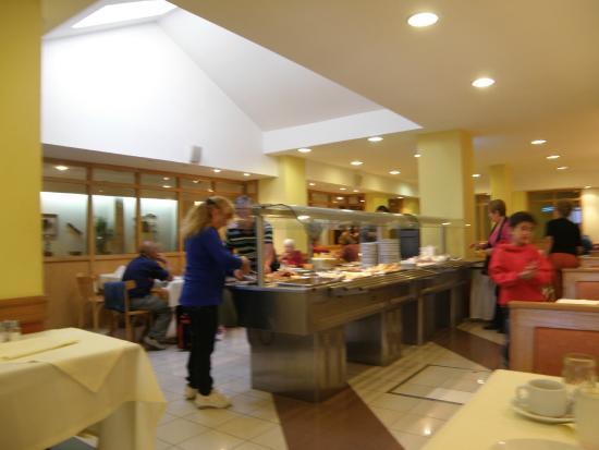 Hotel Patagonia Sur: comedor