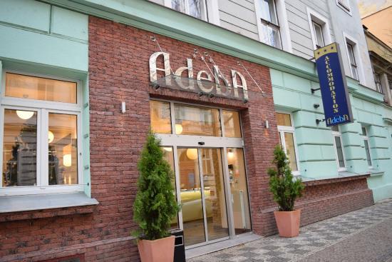 Habitacion doble picture of adeba hotel prague for Hotel galerie royale prague tripadvisor