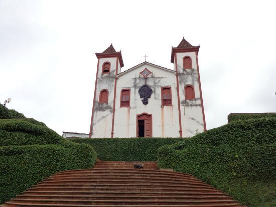 Serro, MG: Igreja Matriz