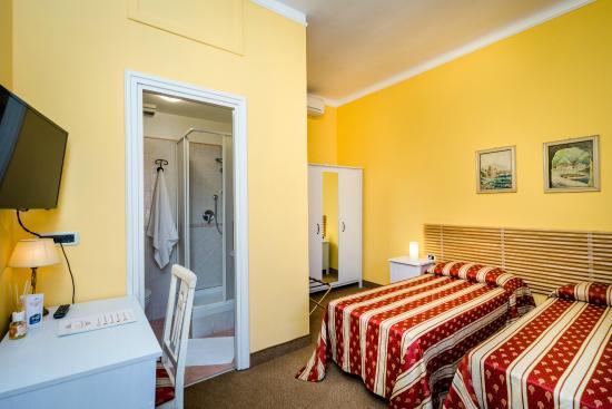 Hotel Boccascena : camera doppia in dependance