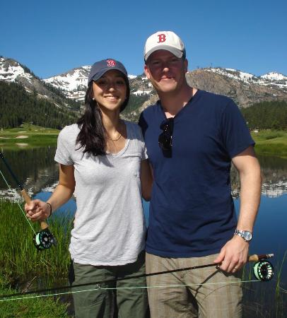 Matt heron fly fishing olympic valley ca updated 2017 for Lake tahoe fishing guides