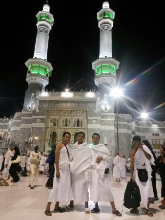 Masjid Taneem : maaasjid haroom