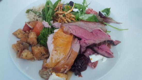 Hart House Restaurant: My plate