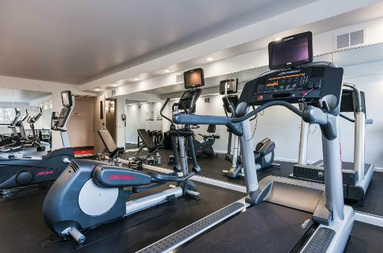 The Kenilworth Hotel: Fitness Center