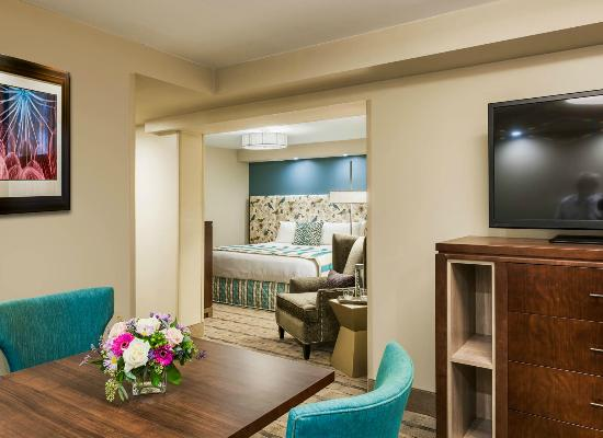 The Kenilworth Hotel: Executive King Suite