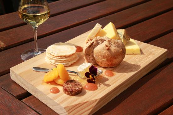The Millhouse: Whitestone Cheese Plate