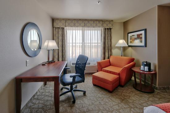 Holiday Inn Roswell: Desk