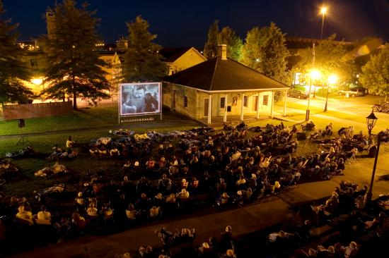 Fredericton, Canada: Under the Stars Film Series