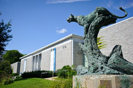 Fredericton, Canada: The renowned Beaverbrook Art Gallery