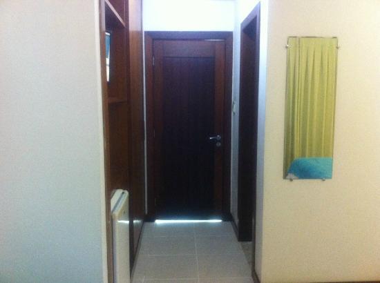 Charme Pousada Boutique & Spa: Entrada do quarto