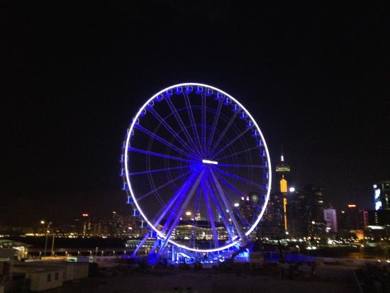 ‪Hong Kong Observation Wheel‬