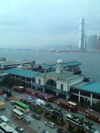 Hong Kong Observation Wheel: Pier 7