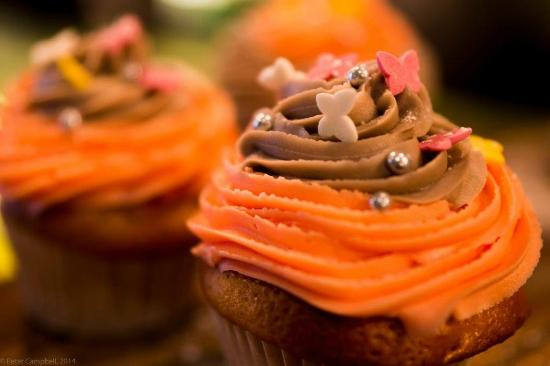 Benesse Espresso Bar: Hello Cupcakes