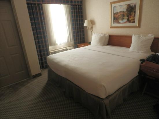 Ramada Kent Seattle Area: Bedroom