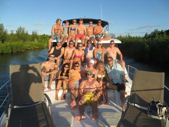 Cayman Private Charters: Nov 2014