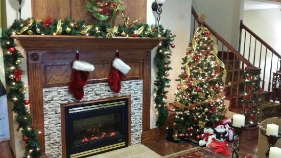 Country Inn & Suites by Radisson, Stone Mountain, GA: Lobby
