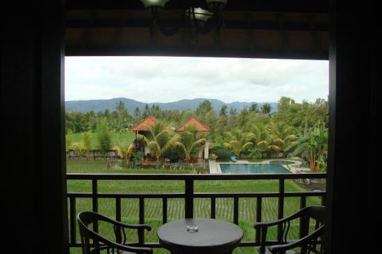 Atres Villa Homestay : View from room