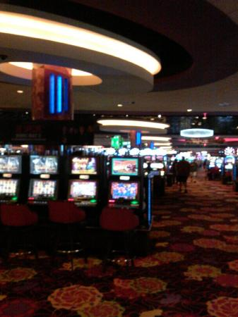 Washington, PA: penny slots at the meadows