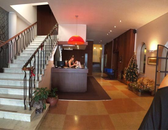 Hotel Posada del Sol: Recepción del hotel