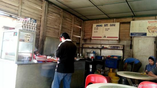 Malakka (delstat), Malaysia: Menu