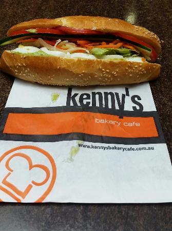Kenny's Bakery Cafe
