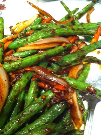 how to make green beans indian style