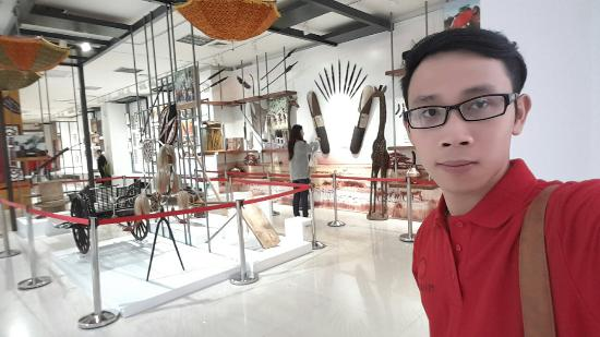 Guangxi Museum of Nationalities: 我感觉很欢快