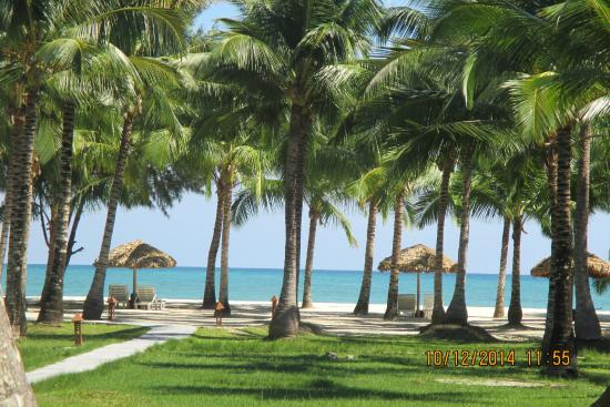 Silver Sand Beach Resort Lagoon View At The