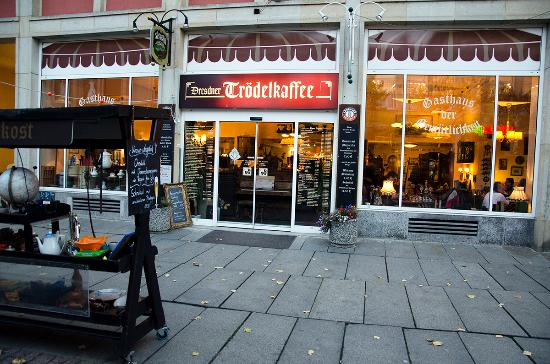 Trödelschänke Dresden: Экстерьер