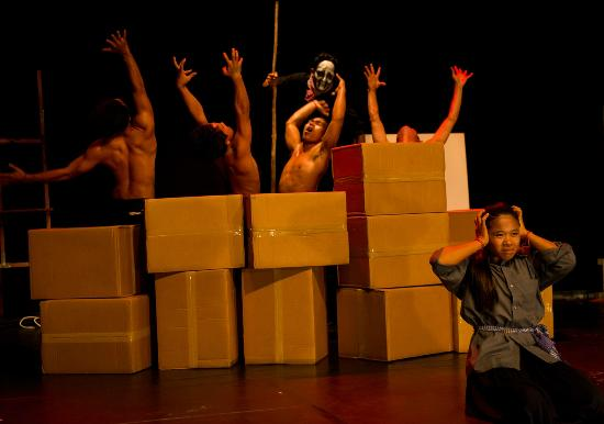 Phare, The Cambodian Circus: Sokha