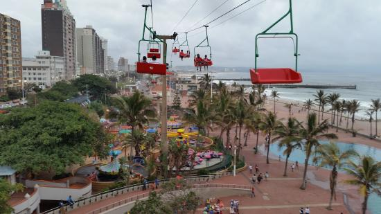 The Palace All Suites : Play Park on beachfront