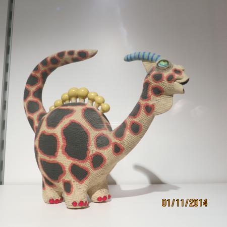 Gardiner Museum : Новое