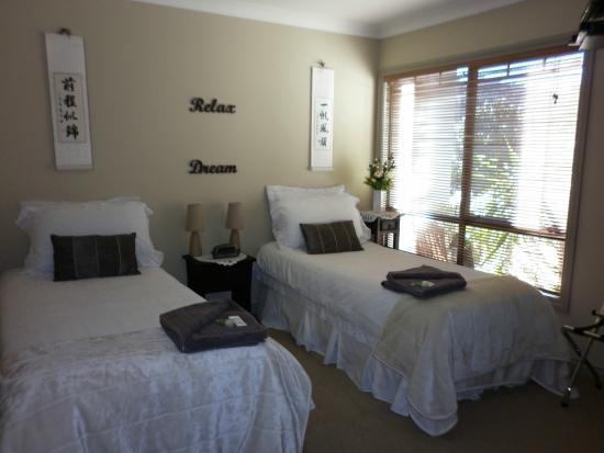 Mangrove Manor: Garden Room/Ensuited