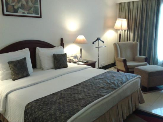 Fortune Park Panchwati Hotel: Our Room