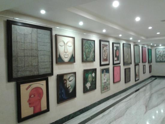Fortune Park Panchwati Hotel: The Corridor